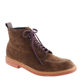 ALDEN FOR J.CREW - Limited-edition Alden® for J.Crew Indy boots in suede