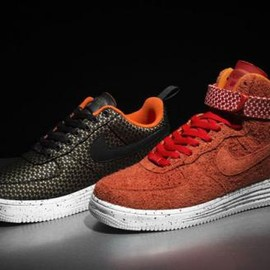 Nike - UNDEFEATED × NIKE LUNAR FORCE 1 COLLECTION