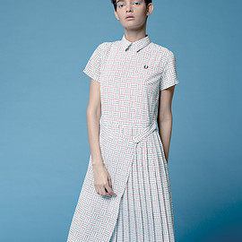 MINTDESIGNS+FRED PERRY - F8300 Dress