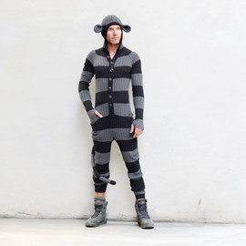 BlamoToys - Monkey Jumpsuit for Adults
