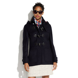 Madewell - Barbour® Buttermere Duffle Coat