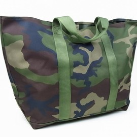 L.L.Bean - Hunter's Tote Bag CAMO