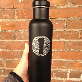 1% for the Planet, Klean Kanteen - 1% for the Planet Klean Kanteen Vacuum Insulated Classic 20oz Bottle