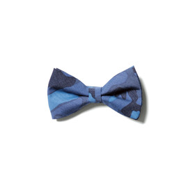 uniform experiment - CAMOUFLAGE BOW TIE