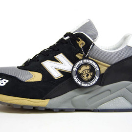 new balance - MT580 WHITE COLLAR 「BURN RUBBER別注」 「LIMITED EDITION for mita sneakers / UNDEFEATED」