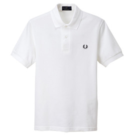Fred Perry - FRED PERRY polo shirt white