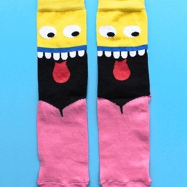 Lazy Oaf - Mouthy Socks