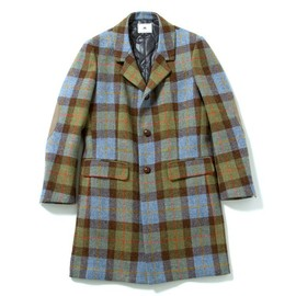 soe - 画像: soe Harris Tweed Chesterfield Coat