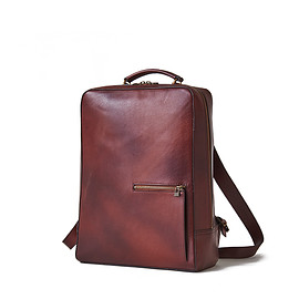 MOTHER HOUSE - Antique Square Backpack