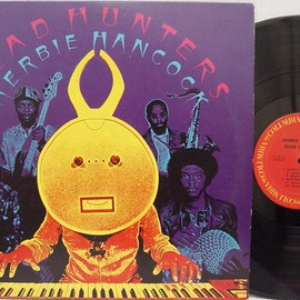 Herbie Hancock - Head Hunters (Record: Columbia PC 32731 U.S.early press)