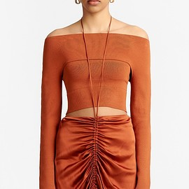 Dion Lee - TWO PIECE TUBE TOP