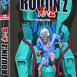 katsuhiro otomo - Roujin Z - Combo Collector Blu-Ray + Dvd [Combo Collector Blu-ray + DVD]