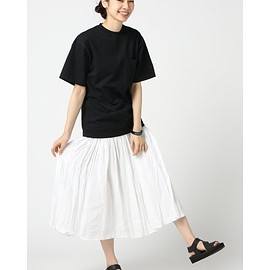 CAMBER - MAX WEIGHT POCKET Tee Black