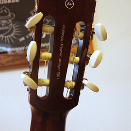 CHALLENGER - ×fragment design GUITAR