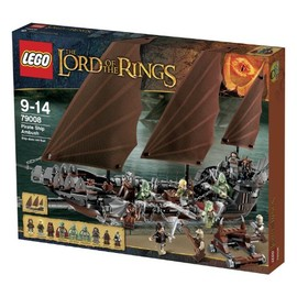 LEGO - The Lord of The Rings: Pirate Ship Ambush (79008)