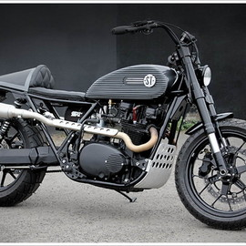 Street Tuff Customs - Kawasaki Z750B