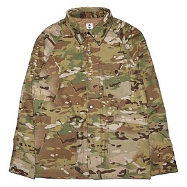 "EXPANSION - BRONX RIVER JACKET ""CAMO"""