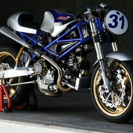 Radical Ducati - OLD BLUE