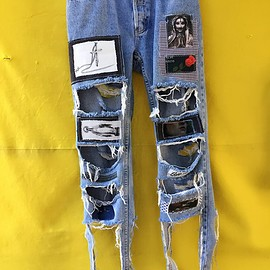 lefthandland - Sunday Ladder Jeans