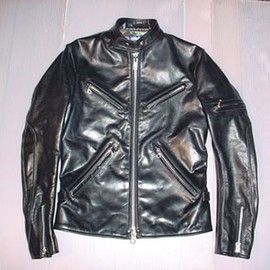 COMME des GARCONS JUNYA WATANABE MAN - VANSON LEATHER MOTORCYCLE JACKET
