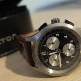 Hamilton - Hamilton Khaki Aviation Chrono Quartz
