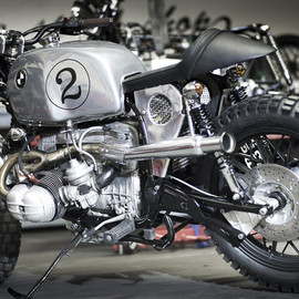 Kevils Speed Shop - BMW R100