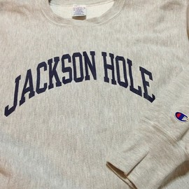 Chanpion - JACKSON HOLE Sweat