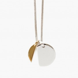 Maison Martin Margiela 11 - 11 Men's Broken Disc Pendant Necklace