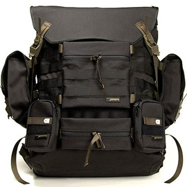 ACRONYM - 3A-7TS Tec Sys Messenger Backpack