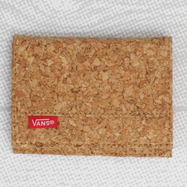 VANS - Authentic Cork Bi-Fold Wallet