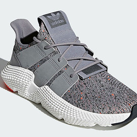 adidas - Prophere - Grey Three/White/Solar Red