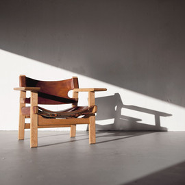 Sit and Read - Spanish Chair