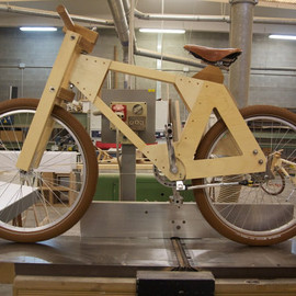 rufusen - Wooden Bike