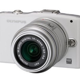 OLYMPUS - PEN mini E-PM1 (White)