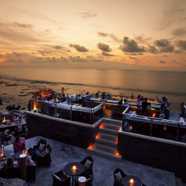 AYANA Resort and Spa Bali @ Jimbaran - The Rock Bar Bali