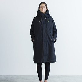 THE RERACS - long mods coat