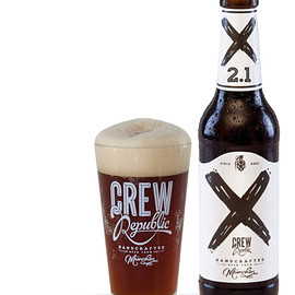 Crew Republic - x 2.1 BARLEY WINE