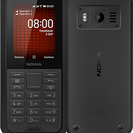 Nokia - Nokia 800 Tough