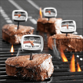 Sur La Table® - Steak Button® Thermometers