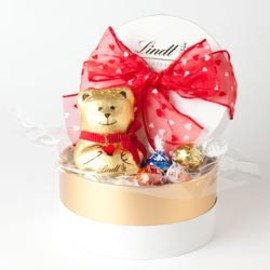 Lindt - LindtBear GiftBox Valentine