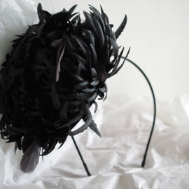 HEAD DRESS FOR ISETAN  2011-12 A/W 023
