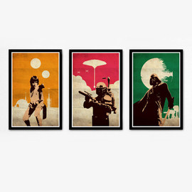 Star Wars Trillogy // Set of 3