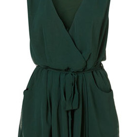 TOPSHOP - Camilla Playsuit by Goldie
