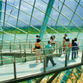 Marina Bay Sands - Cloud Garden