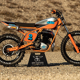 Sam Customs - 1978 KTM GS250