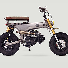 Classified Moto - 'Junior' Honda CT70 Scrambler