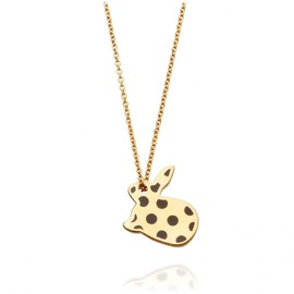 Hillier - Dotty Bunny Necklace