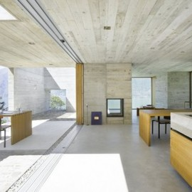 Wespi de Meuron - New Concrete House, Lake Maggiore, Switzerland