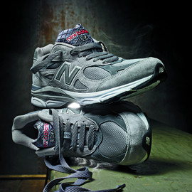 New Balance - The New Balance 990: the return of a classic.