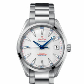 OMEGA - Seamaster Aqua Terra Captain's Watch